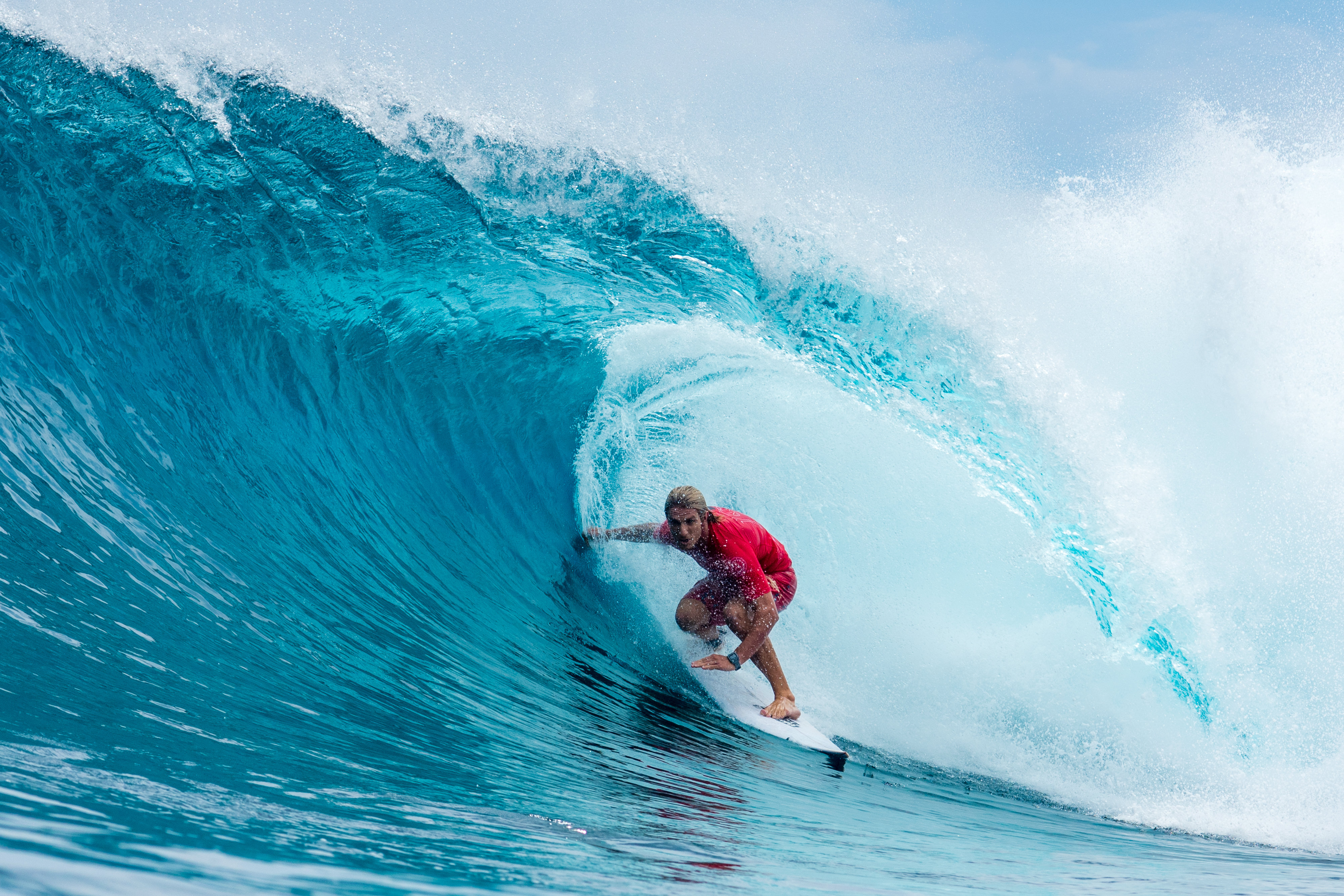 Skip Mccullough Takes Out Siargao Cloud 9 Surfing Cup In
