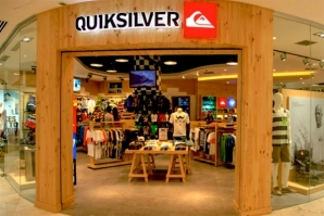 THE NEW QUIKSILVER STORE @ BALI