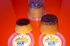 CHILLAX: THE SHARK REPELLENT WAX?