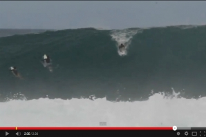 SOME GOOD OLD PIPELINE WIPEOUTS