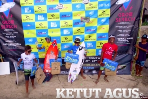 2017 Rip Curl GromSearch Indonesia Series #1 - Lombok, Wrap-Up