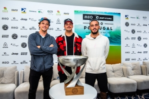 MEO Rip Curl Portugal Welcomes World's Best Surfers to Penultimate Stop on WSL CT