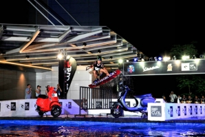 RIP CURL WAKE SKATE AND MUSIC SHOW ATTRACTS HUGE CROWDS IN JAKARTA