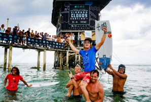 Skip McCullough Takes Out Siargao Cloud 9 Surfing Cup In Incredible Surf