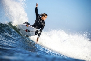 Jordy Smith taking over California