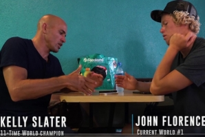 Chronicles: Kelly Slater and John Florence