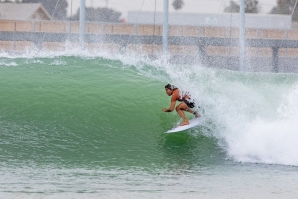 Silvana Lima at the surf Ranch