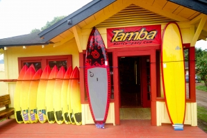 TAMBA: THE BRAND THAT ANDY IRONS USED
