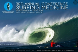 3RD ANNUAL CONFERENCE ON SURFING MEDICINE 2014