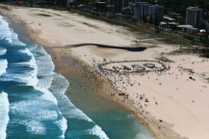 2500 SHOWED UP IN KIRRA BEACH