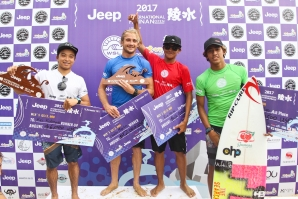 Charly Martin Victorious At Inaugural Jeep International Hainan Open