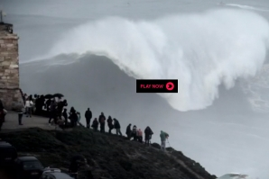 THE STORY OF ANDREW COTTON'S QUEST TO RIDE THE BIGGEST WAVE EVER