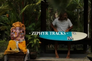Zephyr Tracks with Teiki Ballian
