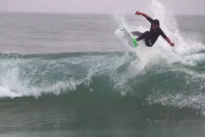 TRESTLES: NO COMPETITION DOESN'T MEAN NO SHOW