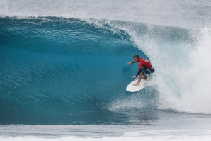 Josh Kerr is one of the professional surfers without a main sponsor