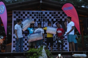 Quiksilver Cherating International Surfing Competition 2016 results