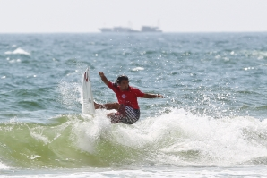 Jeep International Hainan Open Kicks Off in Tough Conditions