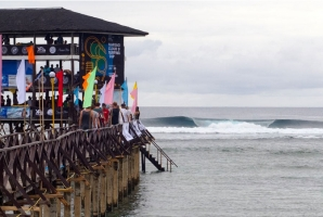 The epic hollow peak of Cloud 9 will once again play host to some of the world's best surfers this September for the annual Siargao Cloud 9 Surfing Cup Qualifying Series (QS) 3,000 World Surf League (WSL) event. Credit: © WSL / Tom Bennett