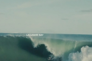 LAGUNDRI BAY IS INDEED A MAGICAL WORLD CLASS WAVE