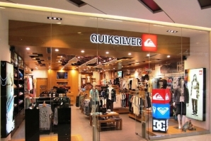 New Quiksilver Store Opens in Surabaya Mall