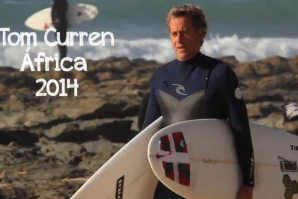 MASTER CURREN FREE SURFING AT J-BAY