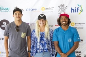ONEY ANWAR RETURNS TO COMPETITION ON THE WQS BURLEIGH HEAD PRO 2018