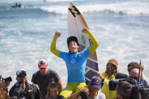 Courtney Conlogue claims Margaret River Pro