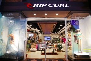 Rip Curl Re-Opened the doors to Flagship Store in Bandung