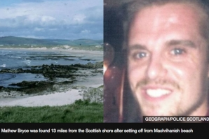 'Extremely lucky' surfer found after 32 hours in sea