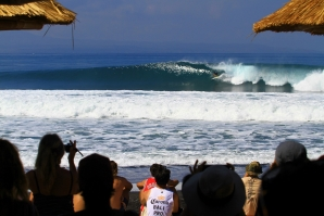 Only Six Surfers Remain In Contention at Corona Bali Protected