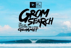 RIP CURL INTERNATIONAL GROMSEARCH FINAL WILL BE IN LAKEY PEAK