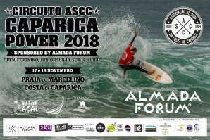 3.ª etapa do Circuito ASCC Caparica Power 2018 muda de local