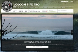 VOLCOM PIPE PRO ESTÁ ON