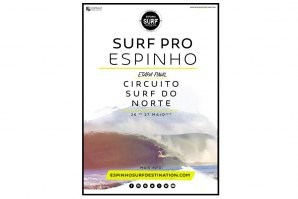 Espinho recebe final do Circuito Surf do Norte