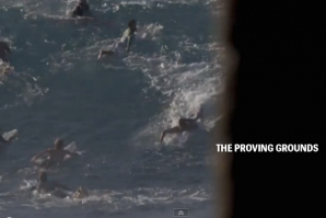 'PIPELINE: A SURFERS PROVING GROUND'