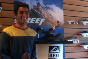 JOÃO KOPKE NO TEAM DA REEF E CREATURES