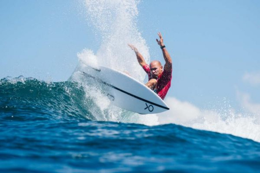 KELLY SLATER IRÁ COMPETIR NO ISA WORLD SURFING GAMES 2019