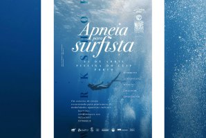 """Porto & Matosinhos Wave Series 2018"" promove workshop de apneia para surfistas"