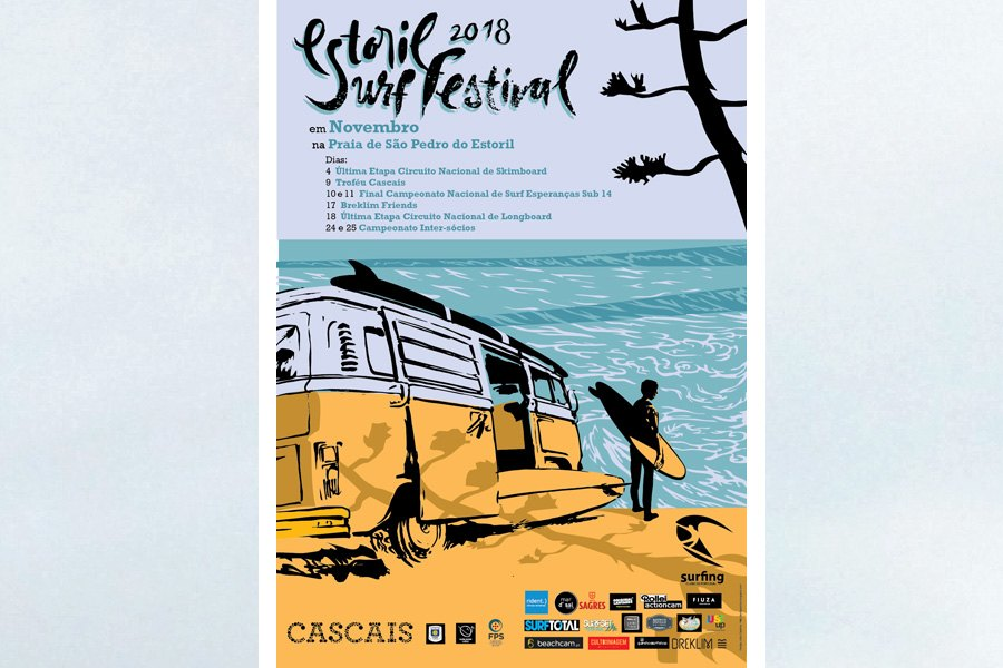 Estoril Surf Festival 2018