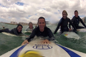 DREAM CATCHERS SURFGIRLS REUNIDAS EM PORTUGAL