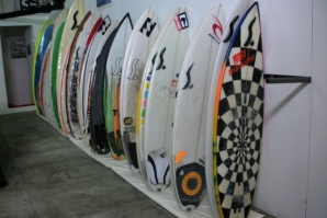 PRANCHAS USADAS NO OUTLET DA SEMENTE SURFBOARDS