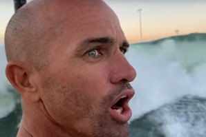 Kelly Slater, Filipe Toledo e CIA treinaram para o Rumble at the Ranch