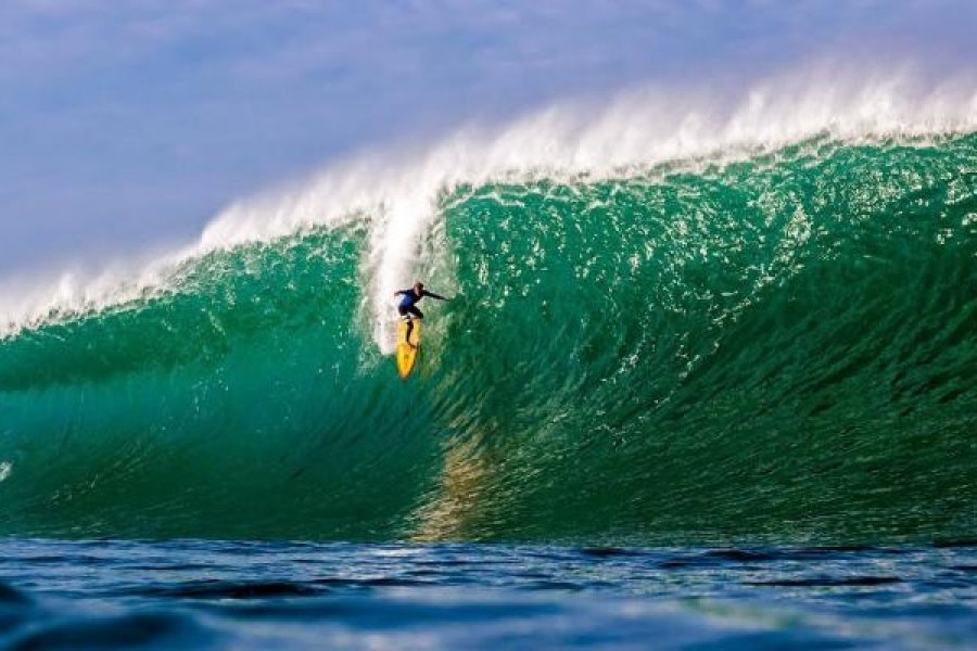 NIC VON RUPP RECEBE WILDCARD PARA O BIG WAVE TOUR 2020 NO BIG WAVE AWARS