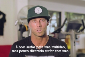 NATHAN HEDGE PARA O ALLIANZ CAPÍTULO PERFEITO POWERED BY BILLABONG