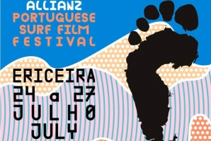 """THE ESSENCE OF SURFING"" ESTREIA-SE NO ALLIANZ PORTUGUESE SURF FILM FESTIVAL"