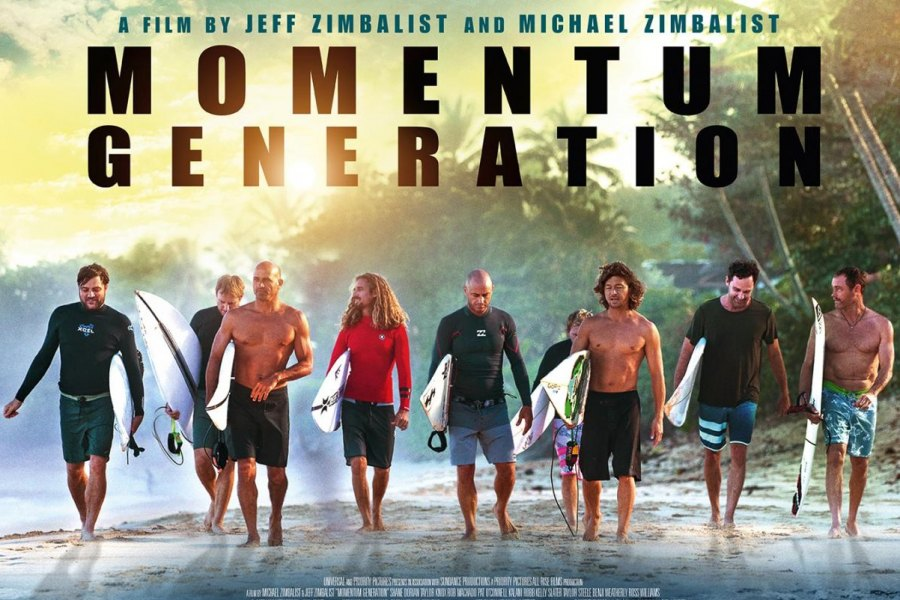 MOMENTUM GENERATION GANHA EMMY AWARD DO DESPORTO