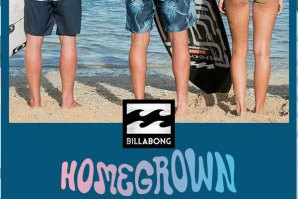Billabong apresenta Homegrown