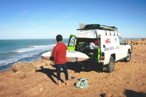 'FROM MUNDAKA TO AFRIKA'