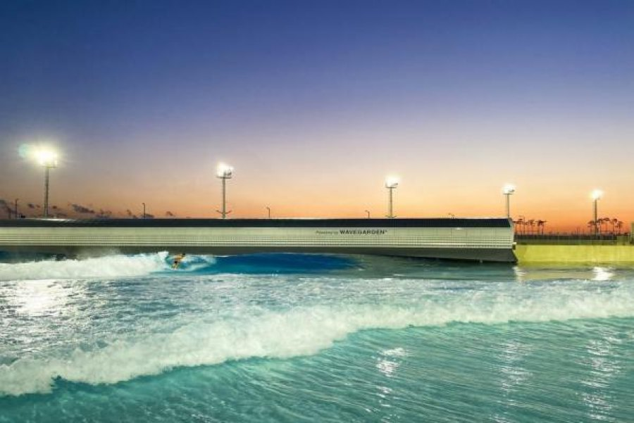 WAVEGARDEN ABRE AS PORTAS PARA UMA NOVA ERA DO SURF
