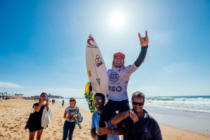 WCT - Miguel Blanco recebe wildcard para o MEO Rip Curl Pro Portugal